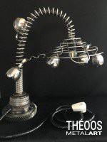 Lamp van fruitmand / spoelkraan