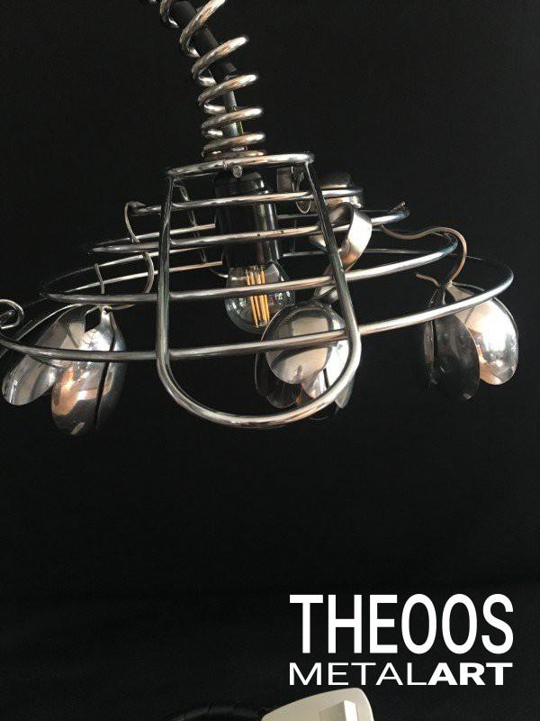 Lamp van fruitmand / spoelkraan | Foto #48